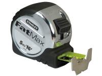 Stanley Tools FatMax Tape Measure 5m/16ft (Width 32mm)