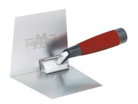 Marshalltown M23D Internal Dry Wall Corner Trowel DuraSoft Handle from Toolden.