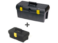 Stanley Tools Tool Box 19in + 12 1/2in Toolbox (STA192952)
