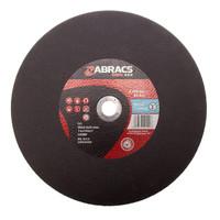 Abracs Proflex  Flat Metal Discs 350mm X 2.8mm X 25mm (5 Pack)