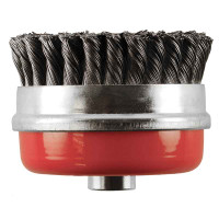 Abracs 70Mm X M14 T/Knot Wirebrush