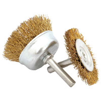 Abracs ABWBEND 19mm Crimped End Brush