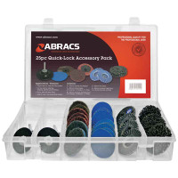 Abracs Quick Lock Accessory Pack