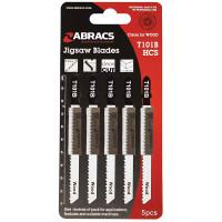 Abracs Jigsaw Blades for Wood T101B