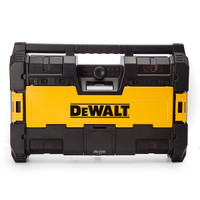 Dewalt DWST1-75663 Toughsystem Radio DAB+ with 6 Speakers, Bluetooth and USB from Toolden
