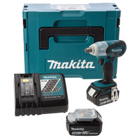 Makita DTW251RMJ 18v Impact Wrench | Toolden