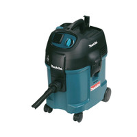Makita 446L 110V 27L Wet and Dry Dust Extractor | Toolden