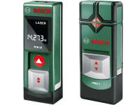 Bosch PLR15 PMD7 Digital Detector & Laser Distance Measurer Kit from Toolden
