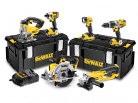 DeWalt DCK692M3 Cordless 3 Speed 6 Piece Kit 18 Volt 3 x 4.0Ah Li-Ion | Toolden