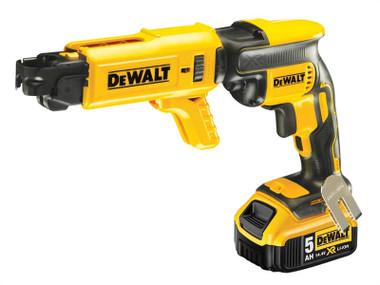 DeWalt DCF620P2K Brushless Collated Drywall Screwdriver | Toolden