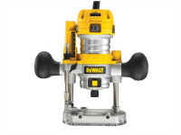 DeWalt D26203 1/4in Plunge Router Variable Speed 900 Watt 230 Volt from Toolden