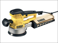 DeWalt D26410 150mm Dual Orbit Random Orbital Sander 400 Watt 110 Volt from Toolden