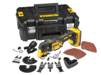 DeWalt DCS355D2 XR Brushless Oscillating Multi-Tool 18 Volt 2 x 2.0Ah Li-Ion