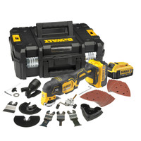 DeWalt DCS355M2 XR Brushless Oscillating Multi-Tool | Toolden