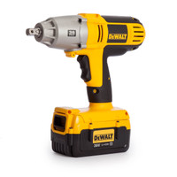DeWalt DC800M2 Cordless High Torque Impact Wrench 36 Volt 2 x 4.0Ah Li-Ion from Toolden