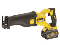 DeWalt DCS388T2 XR FlexVolt Reciprocating Saw 54 Volt 2 x 6.0Ah Li-Ion from Toolden.