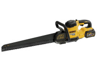 DeWalt DCS397T2 XR Flexvolt 54v Alligator Saw with 2 x 6.0Ah Batteries