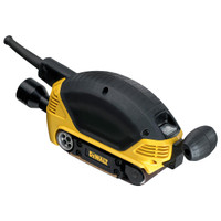 DeWalt D26480 64mm Compact Belt Sander 500 Watt 110 Volt from Toolden