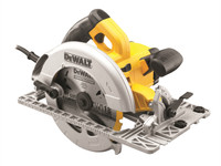 DeWalt DWE576KL 190mm Precision Circular Saw & Track Base 1600 Watt 110 Volt from Toolden