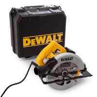 DeWalt DWE560KL 184mm Compact Circular Saw & Kitbox 1350 Watt 110 Volt from Toolden.