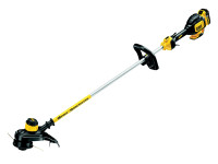 DeWalt DCM561P1 XR Brushless String Trimmer 18 Volt 1 x 5.0Ah Li-Ion from Toolden