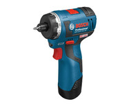 Bosch GSR108VECHX 10.8v Brushless HEX Drill Driver 2 x 2.0Ah Li-ion from Toolden