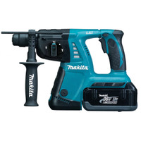 Makita BHR262TRDE 36v LXT Rotary Hammer QCC 2x2.6 | Toolden