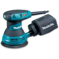 "Makita BO5031 240v 5"" Random Orbit Sander 