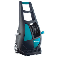 Makita HW132 2100w 140bar Pressure Washer | Toolden
