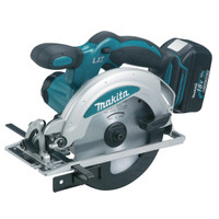 Makita BSS610RFE 18v LXT 165mm CIRC SAW 2x3ah | Toolden