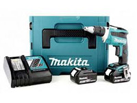 Makita DFS452RMJ 18v BLess Screwdriver 2x4ah | Toolden