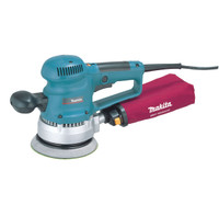 Makita BO6030 110v Random Orbit Sander | Toolden