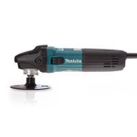 Makita SA5040C 110v 125mm 1400w Angle Sander from Toolden