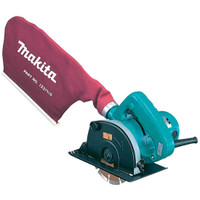 Makita 4105KB 110v 125mm Dustless Cutter