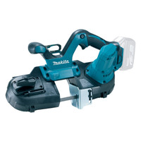 Makita DPB181Z 18v Portable Bandsaw | Toolden