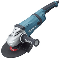 "Makita GA9040S 240v 9"" Grinder Soft Start from Toolden"