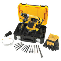 Dewalt D25414KT 110V 32mm SDS Drill & Accessories