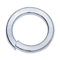 M6 Bright Zinc Spring Washers Din7980 | Toolden