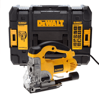 Dewalt DW331KT Jigsaw 240V 701 Watt with TStak Box from Toolden