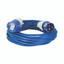 Defender 14M Extension Lead - 16A 2.5mm Cable - Blue 230V