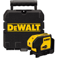 Dewalt DW083K 3-Point Self Leveling Laser from Toolden