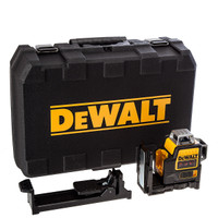 Dewalt DCE089NR 10.8V Red 360° Multi Line Laser Body Only from Toolden