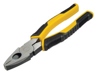 Stanley Controlgrip Combination Plier 180mm| Toolden