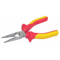 Stanley Fatmax Stanley Long Nose Pliers VDE 210mm from Toolden.