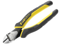 Stanley Fatmax Angled Diagonal Cuttting Pliers 160mm| Toolden