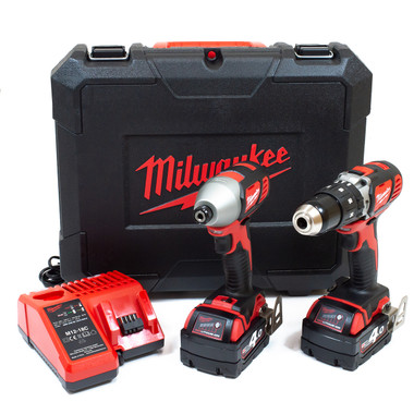 Milwaukee M18 BPP2C-402 | Toolden