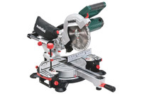 "Metabo KGS216M 110V 8"" Sliding Mitre Saw from Toolden"
