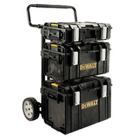 Dewalt 1-70-349 DS Full System Trolley Set | Toolden