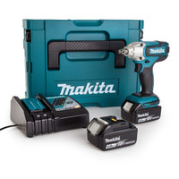 Makita DTW251RMJ Impact Wrench 18V Cordless Li-ion | Toolden