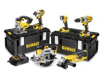 Dewalt DCK694P3 18V Brushless 6 Piece Kit from Toolden